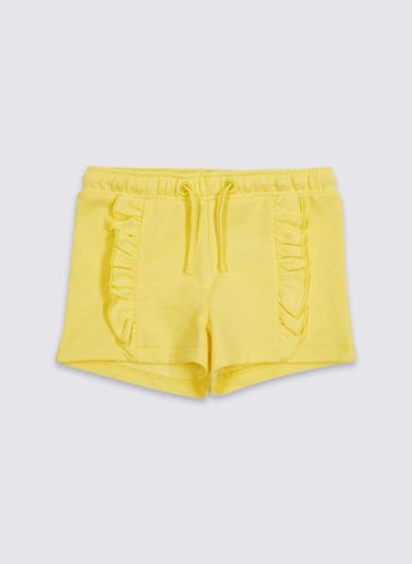 Marks & Spencer Şort Sarı